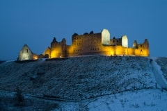 Ruthven Barracks, Kingussie, Cairngorms