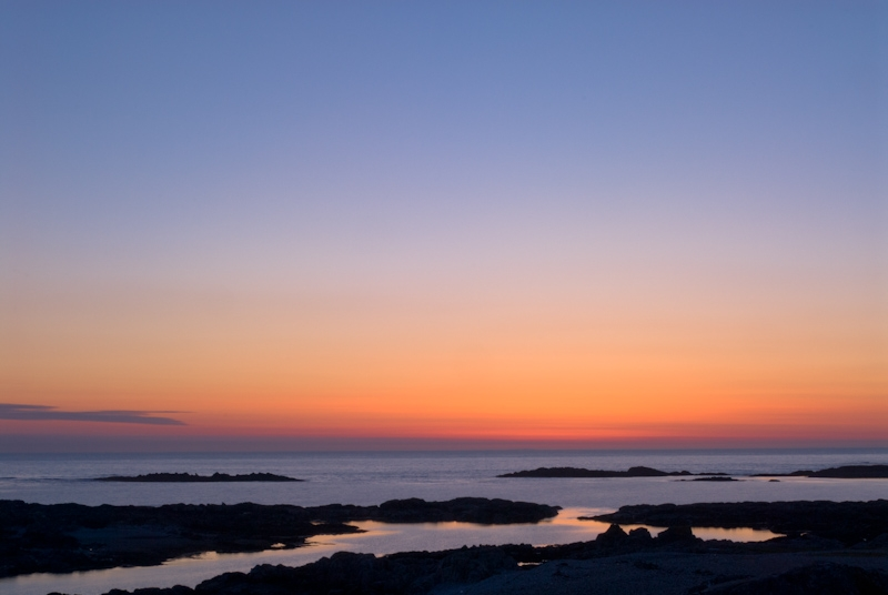 Colonsay sunset