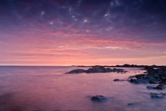 Isle of Colonsay sunset
