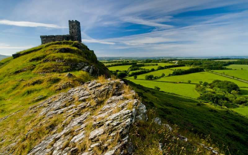 Brentor church, Dartmoor, Devon