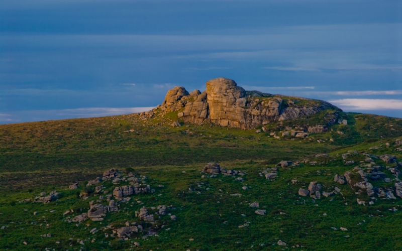 Ripon Tor, Widecombe in the Moor, Dartmoor, Devon