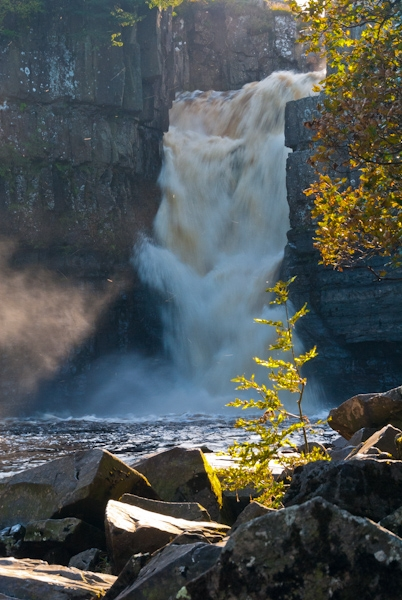 High Force waterfall, Teesdale