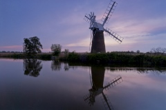 Wndmill at Turf Fen, Norfolk Broads