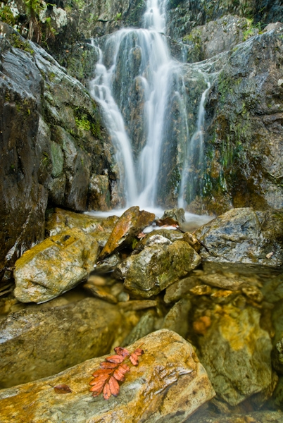 Angletarn Beck waterfall, Hartsop, Lake District