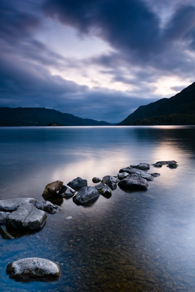 Dawn on Ullswater