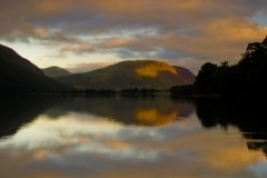 Buttermere sunrise, Lake District National Park