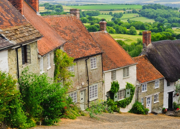 Gold Hill, Shaftesbury, Dorset