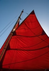 Iona sailboat