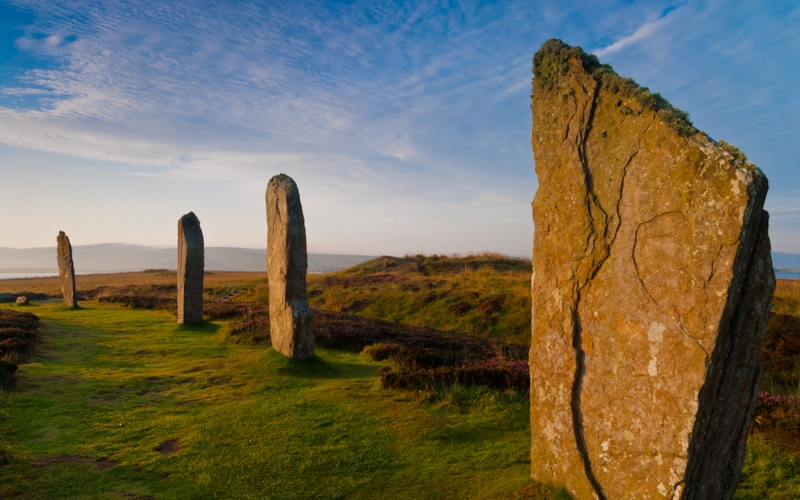 Ring of Brodgar Standing Stones, Orkney