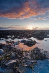 Sunset at Bardsalloch, Dumfries and Galloway