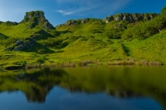 The Fairy Glen, Uig, Skye