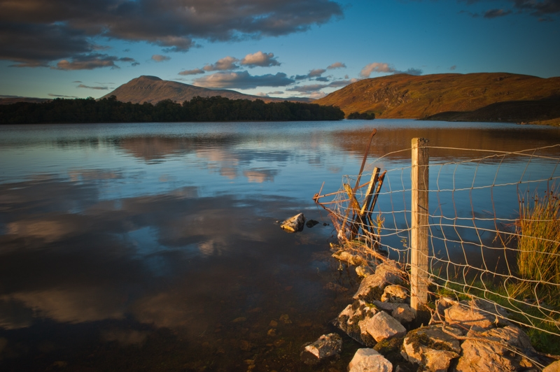 Elphin and Cam Loch