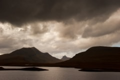 Storm at Knockan