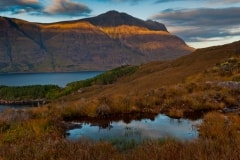 Loch Torridon and Liathach