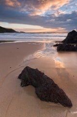 The Whistling Sands, Porth Oer, Lleyn Peninsula
