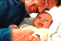 David Ross and his son Garett